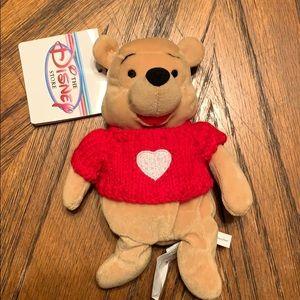 Winnie the Pooh mini beanbag